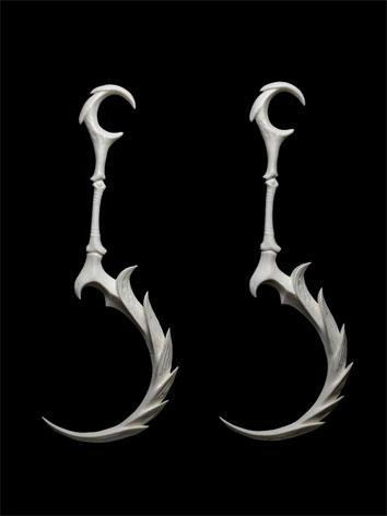 BJD Weapon Sickle for SD 70cm Ball Jointed Doll