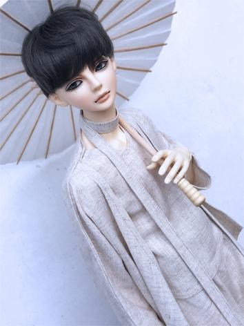 1/3 70cm Clothes Boy Beige Leisure Outift for SD/SD17/70CM Ball-jointed Doll