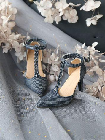1/3 Girl Shoes High Heels f...