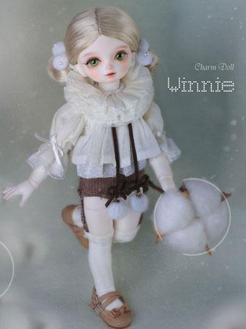 60 sets limited BJD Clothes Girl Suit 26YF-G001 for MSD Ball-jointed Doll