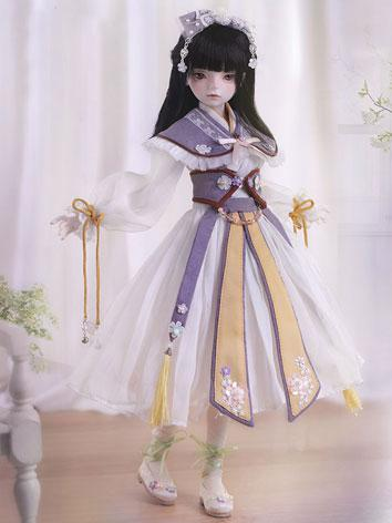 BJD Clothes Limited 60Sets ...