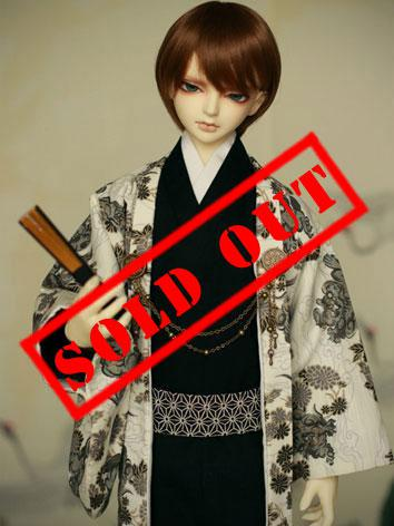 BJD Clothes Boy Kimono for ...