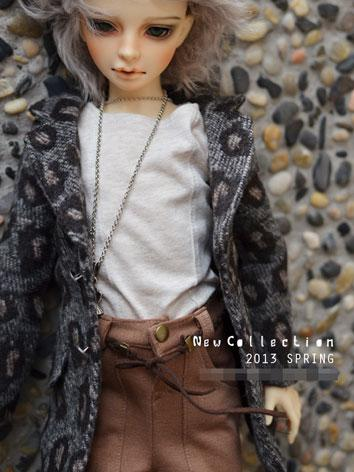 1/3 Clothes Boy Suit(coat t...