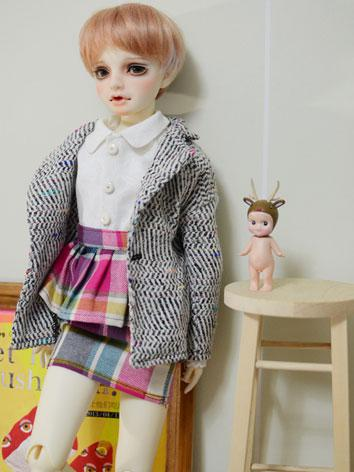 1/3 Clothes Girl Suit(coat ...