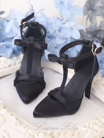 1/3 Girl Shoes High Heels for SD16/SDGR Ball-jointed Doll