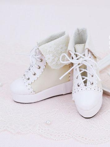 Bjd 1/3 Shoes Girl Sweet Be...
