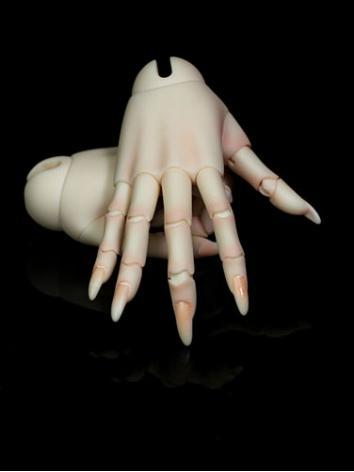 Ball-jointed Hand Male Long Nail Normal Hands for SD Boy BJD (Ball-jointed doll)