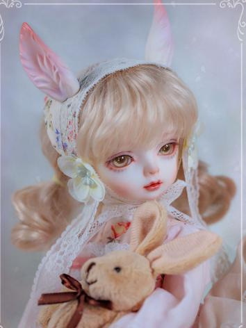 BJD 【Limited Edition】Leopard Cat·LeeGu 40cm Girl Ball-jointed doll