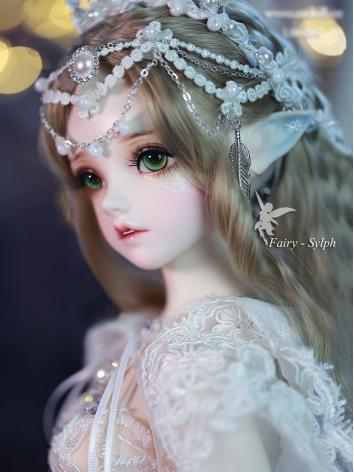 Limited Time BJD Sylph 58cm Girl Ball-jointed Doll