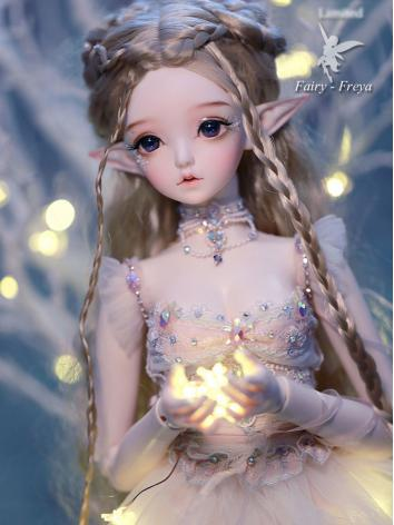 Limited Time BJD Freya 58cm Girl Ball-jointed Doll