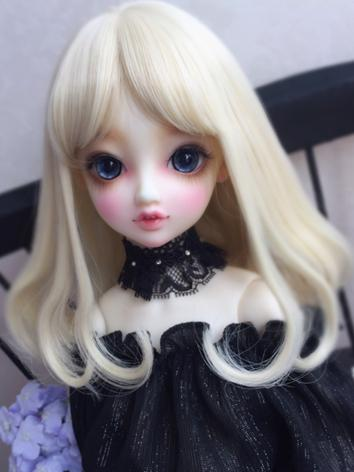 1/3 1/4 Wig Girl Shoulder L...