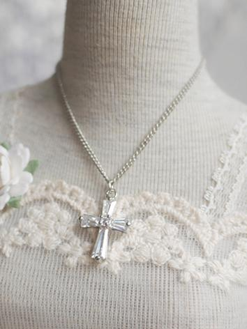 BJD Accessaries Decoration Cross Necklace for SD/MSD/YSD Ball-jointed doll