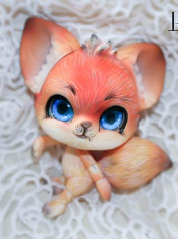 BJD 1/12 Pets Fox PUBI Ball-jointed doll