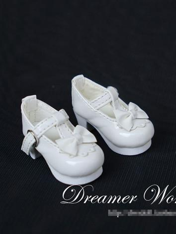 1/6 Shoes Sweet Girl High-heels for YSD Ball-jointed Doll