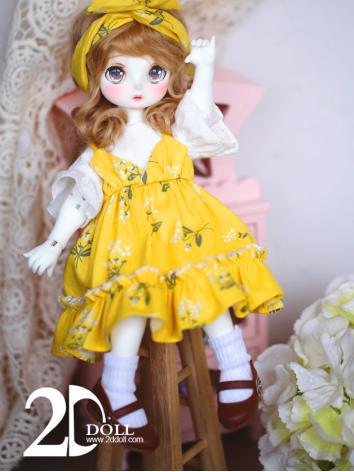 BJD Megumi 28cm Girl Ball-jointed doll