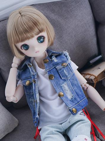 1/4 Clothes Jeans Vest for ...