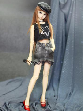 BJD Clothes Female Fashiona...