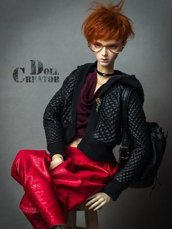 BJD Clothes 62-68cm Boy Str...