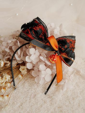 BJD Hair Decoration Orange&...