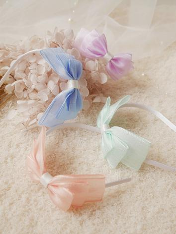 BJD Hair Decoration Pink/Pu...