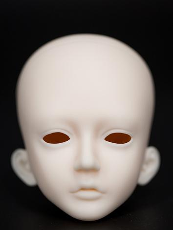 BJD Head Moon head RTB24 Ba...