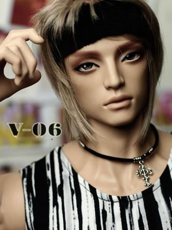 BJD Head V06 head Ball-join...
