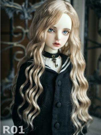 1/3 Wig Boy/Girl Beige/Khak...
