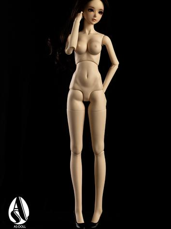 BJD 62cm Girl with high hee...