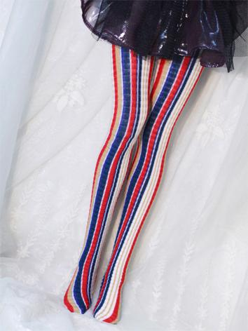 Bjd Socks Girls Stripe Pant...