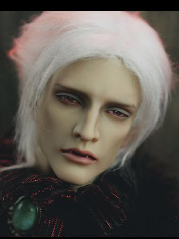 BJD Head Dark Lord Enoch he...
