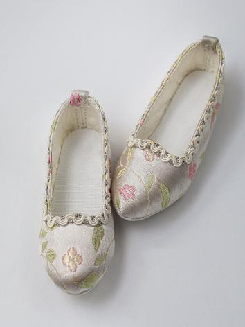 Bjd Shoes 1/3 BROCADE ANCIENT CHINESE GIRL SHOES SH317081 for SD Size Ball-jointed Doll