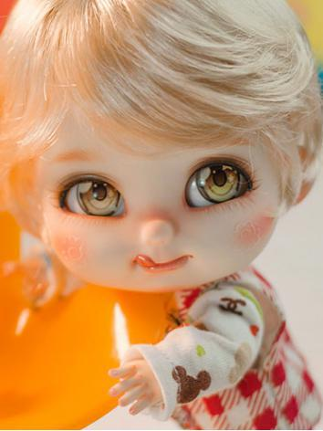 BJD Bru's brother 18cm Ball-jointed doll