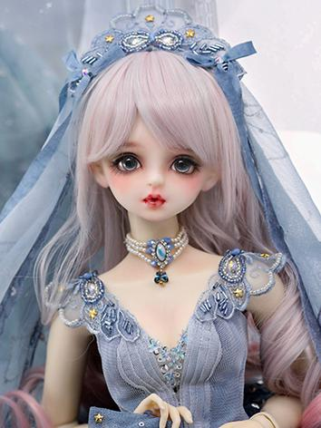 (AS Agency)BJD 12 Anniversary Limited Edition Monica Girl 59cm Ball-Jointed Doll