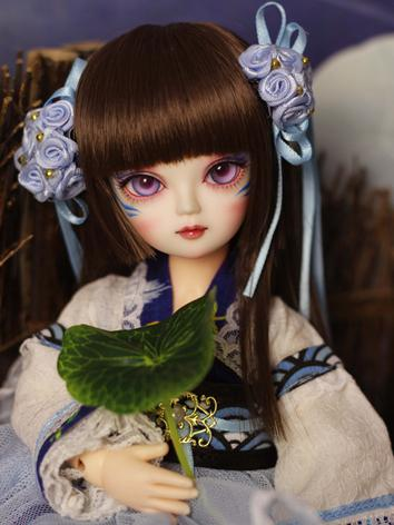 BJD Nelumbo Girl 27cm Boll-jointed doll