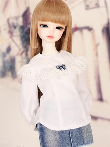 1/4 Skirt Outifit Girls Suit [Daily Pretty]MSD for MSD Size Ball-jointed Doll