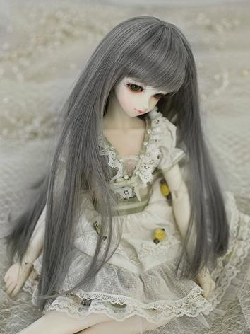 1/4 Gray Long Hair WG41026 ...