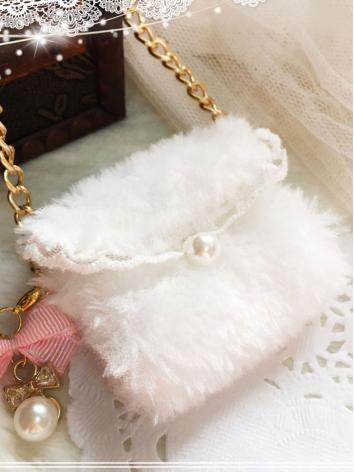 BJD White Lady Shoulder Bag...