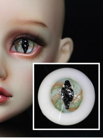 Eyes 14mm/16mm Eyeballs H-30 for BJD (Ball-jointed Doll)
