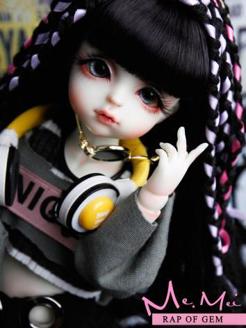 BJD Me.Mei Rap of GEM 27.5c...