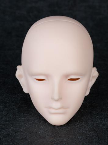 BJD Head The White King hea...