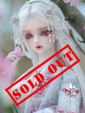 (AS Agency)BJD Huayue Girl 62cm Ball-Jointed Doll