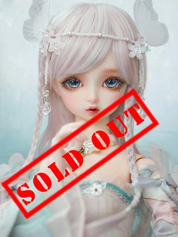 (AS Agency)BJD Limited Edition The 24 Solar Terms: XiaZhi Girl 58cm Ball-Jointed Doll