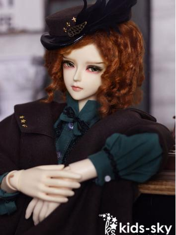 BJD Malachite 60cm boy Ball...