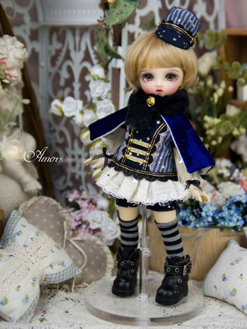 【Limited Item】BJD Clothes 1/6 Girl/Boy Suit [Stars] for YSD Ball-jointed Doll