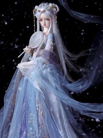 BID Outfit 1/3 & 62cm Ancient Dress Full-set/Jin CL3171018 for SD Ball-jointed Doll