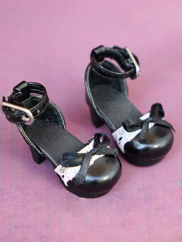 1/6 Shoes Sweet Girl Black ...