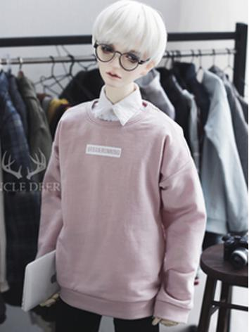 SD17 Boy Clothes Pink T-shirt for SD17/70cm Ball-jointed Doll
