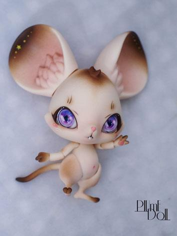 BJD 1/12 Pets Mouse RUARUA Ball-jointed doll