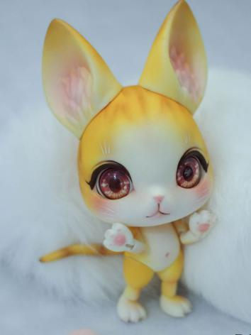 BJD 1/12 Pets Cat MiMi Ball...