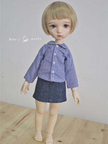 BJD Clothes 1/6 1/4 Girl Mi...